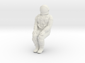Gemini Astronaut 1:72 in White Strong & Flexible
