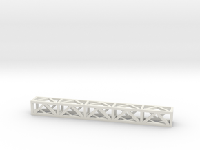 Lattice Frame 188mm  in White Strong & Flexible