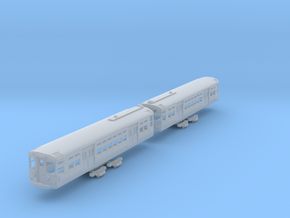 N Scale CTA 6000 Series (As-Built, w/Roofboards) in Frosted Ultra Detail