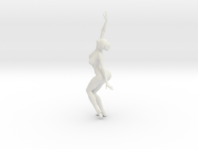 1/18 Nude Dancers 002 in White Strong & Flexible
