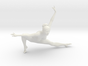 1/18 Nude Dancers 020 in White Strong & Flexible