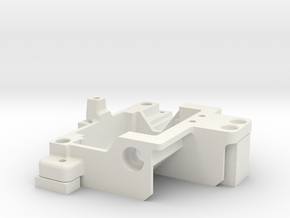 Kyosho Mini-Z F1 Rear Motor Mount in White Strong & Flexible
