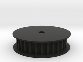 Encoder Pulley 3.0 in Black Strong & Flexible
