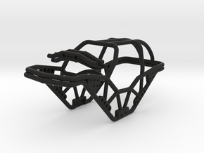 TMC Tuber Chassis (untested) in Black Strong & Flexible
