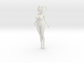 1/10 Evil Sexy Girl 006 Plan 01 in White Strong & Flexible