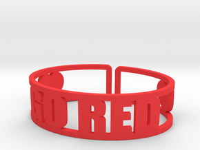 Go Red in Red Strong & Flexible Polished