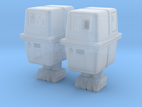 Gonk droid 1:72 in Frosted Ultra Detail