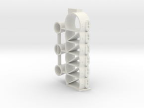 MERCURY MARK 75 6-CYLINDER BLOCK 1 - LEOPARD 3660 in White Strong & Flexible