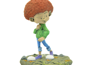 """Will - """"Spirits: The Soul Collector"""" - 2.5 inches  in Full Color Sandstone"""