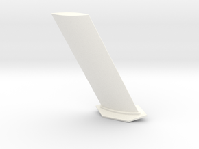 Ante2 in White Strong & Flexible Polished