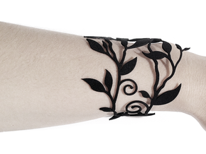 Branche Bracelet (SMALL) in Black Strong & Flexible