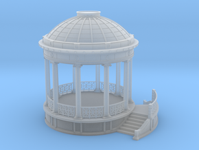 HO Scale (1:87.1) Park Bandstand in Frosted Ultra Detail