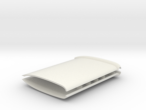 Cover for Pitot Tube for Air Speed Sensor - APM, P in White Strong & Flexible