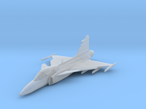 Saab Gripen 1/285 scale in Frosted Extreme Detail