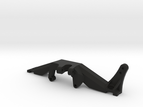 Axial SCX10 Axle Truss - Extended Panhard in Black Strong & Flexible