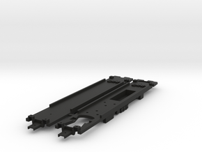 HO R40 Subway Car Floor Set  in Black Strong & Flexible