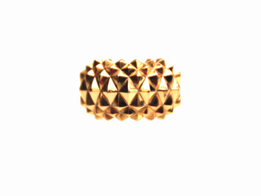Studs Ring Sleek in 14k Gold Plated