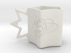 Mug in White Strong & Flexible
