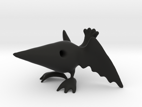 Simplified Raven in Black Strong & Flexible
