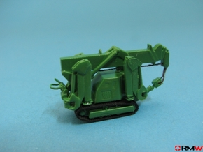 HO/1:87 Mini Crawler Crane Set A kit in Frosted Ultra Detail