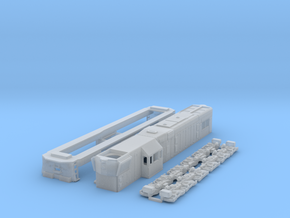GR12 FCAB Version HO scale in Frosted Ultra Detail