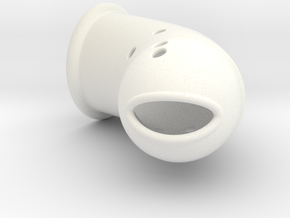 L120-A01T in White Strong & Flexible Polished