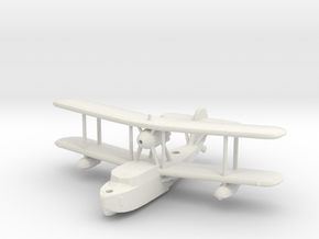 Supermarine Walrus 1:200 WSF in White Strong & Flexible