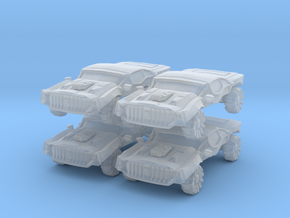 Sentinel Patrol Car in Frosted Ultra Detail