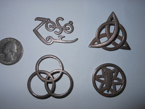 symbol all 01 in Stainless Steel