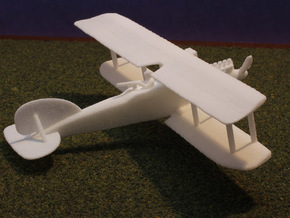 1/144 Albatros J.I in White Strong & Flexible