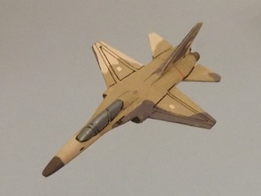 1/285 (6mm) Chin-Kuo Fighter (Taiwan) in White Strong & Flexible