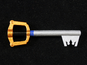 Keyblade in Frosted Ultra Detail