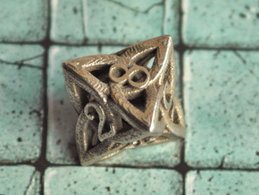 Celtic D8 in Stainless Steel