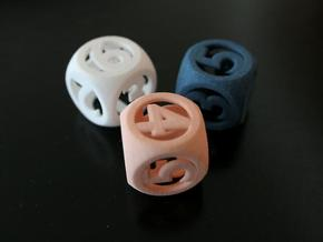 hollow round die in White Strong & Flexible