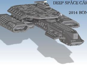 Deep Space Carrier in White Strong & Flexible