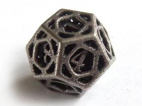 Cage Die12 in Stainless Steel