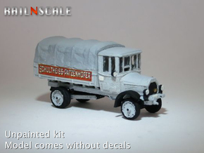 Daimler DR4-5d Marienfelde (N 1:160) in Frosted Ultra Detail