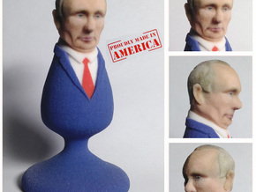 Mr. Putin Plug in Full Color Sandstone