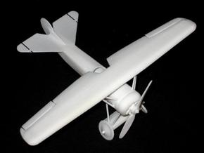 Fokker Dviii in White Strong & Flexible