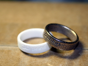 Basic ring in Stainless Steel