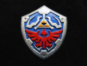 Royal Shield II in Frosted Ultra Detail