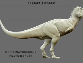 Ekrixinatosaurus 1/144th Krentz in White Acrylic