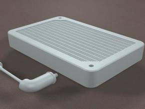 TDR 427 Roadster Radiator Kit in White Strong & Flexible