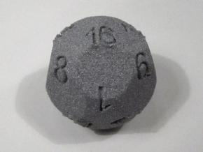 Alt D16 Sphere Dice in Metallic Plastic