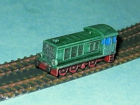 Diesel-Switcher V36 / WR360 1/285 6mm in Frosted Ultra Detail