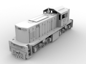 PBR DH(O/1:48 Scale) in White Strong & Flexible
