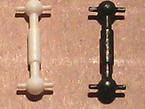 MRC/Roundhouse/Athearn 2-8-0 & 2-6-0 Drive Shaft N in Frosted Ultra Detail