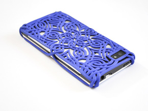 LOTUS Art Case for the Fairphone in Blue Strong & Flexible Polished