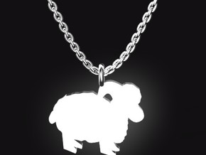 ARIES for 3/21~4/19 birth.  in Stainless Steel
