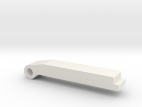 VSR10 Action Army Hopup Arm in White Strong & Flexible